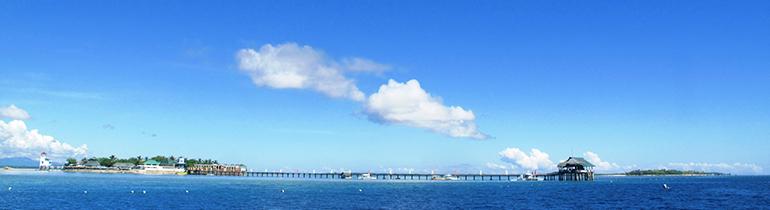 ヒルトゥガン島+ナルスワン島